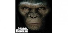 L'alba del pianeta delle scimmie di Rupert Wyatt