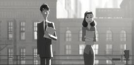Paperman: sei minuti di romanticismo firmati Disney