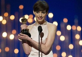 Anne Hataway: da Pretty Princess all'Oscar 2013