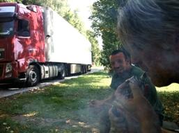 TIR – il nuovo film del regista friulano Alberto Fasulo, in concorso al Festival Internazionale di Roma