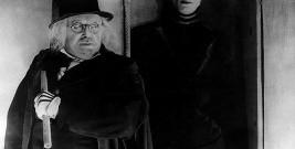 Il Gabinetto del Dottor Caligari di Robert Wiene, a cura di David Bucci