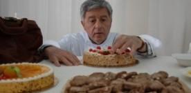 Il Pasticciere di Luigi Sardiello, in sala dal 31 Ottobre con Microcinema