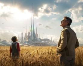 Tomorrowland: George Clooney ci porta nel mondo di domani immaginato da Walt Disney