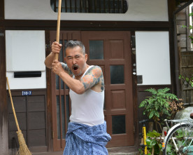 Ryûzô and the seven henchmen (Ryûzô e i sette compari) di Takeshi Kitano, anteprima di Maria Tatsos