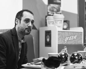 Intervista a Daniele Parisi, a cura di Arianna Pagliara