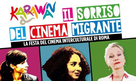 Karawan Fest – Il sorriso del cinema migrante • Roma, Tor Pignattara, 24 /27 novembre 2016