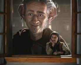 Il GGG-Il grande gigante gentile di Steven Spielberg, a cura di Michele Bergantin
