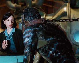La forma dell'acqua di Guillermo del Toro, a cura di Elide D'Atri