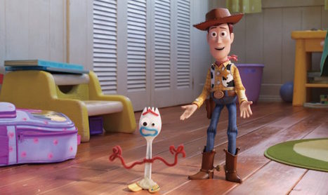 Toy Story 4 di Josh Cooley, a cura di Mario A.Rumor