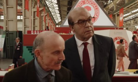 La solitudine al potere: Hammamet di Gianni Amelio, a cura di Francesco Saverio Marzaduri