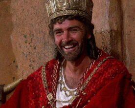 Il re è morto, lunga vita al re!  Omaggio a Sean Connery, a cura di Francesco Saverio Marzaduri