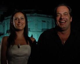 """""""Darkside Witches"""": parlano il regista Gerard Diefenthal e l'attrice Simona Cappia a cura di Alessandro Fortebraccio"""