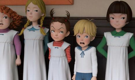 Earwig e la strega di Gorō Miyazaki,   a cura  di Mario A. Rumor.